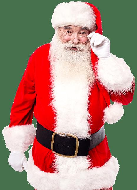 Babbo Natale decorativo