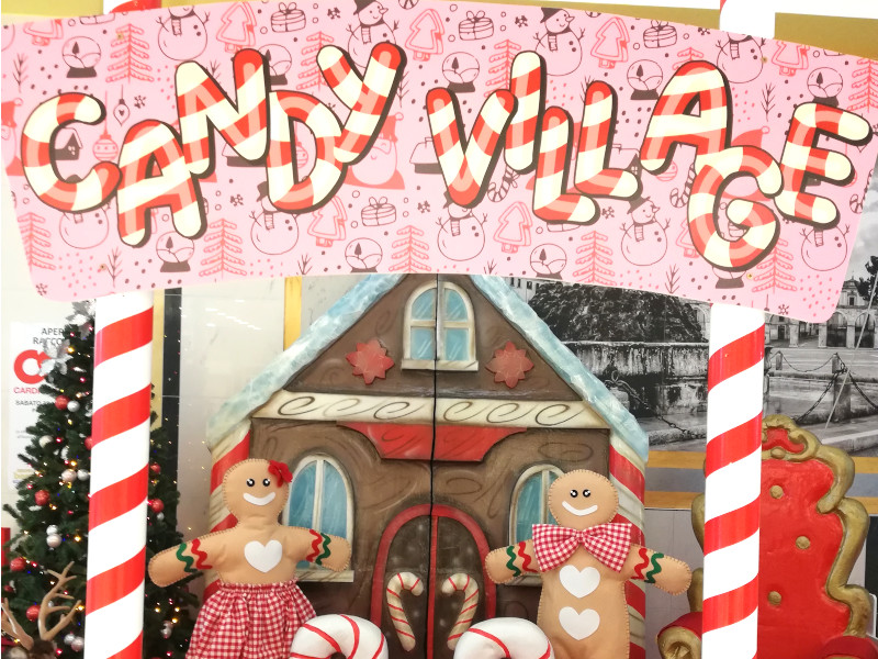 candy village5