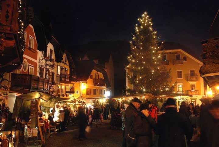 Mercatino di Natale Hallstatt