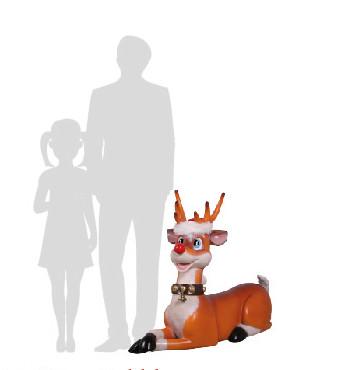 Renna di Natale Rudolph