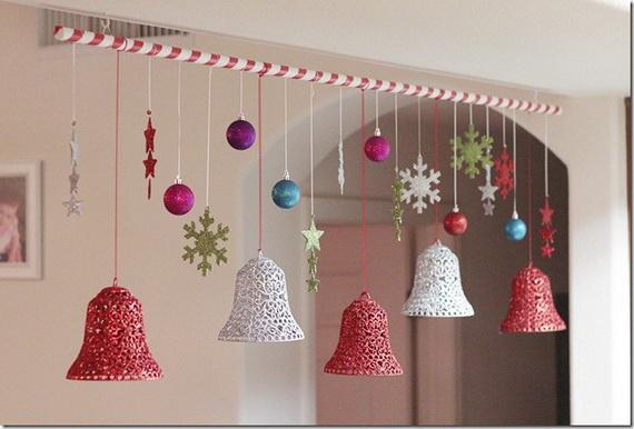 campanella decorazioni natale