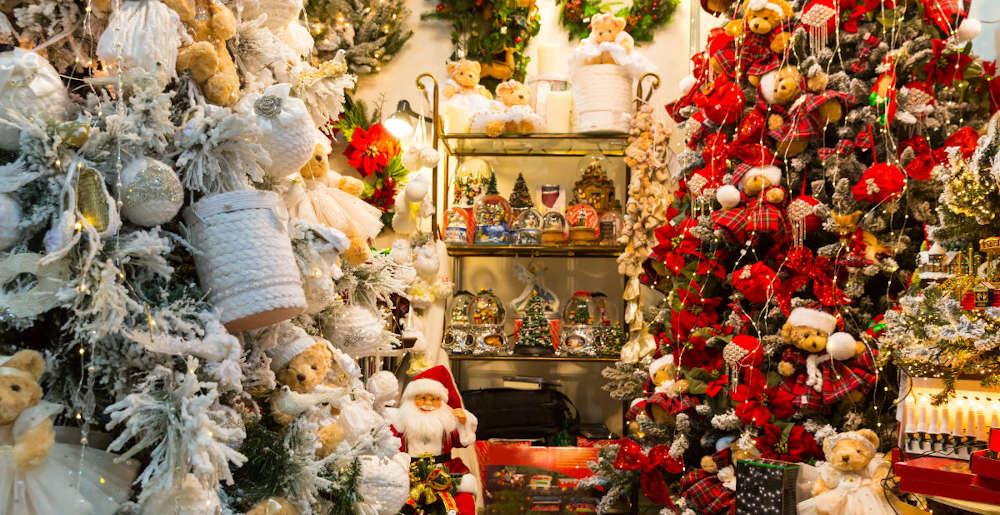 Addobbi Natale.Affitto E Noleggio Addobbi Natalizi Per Negozi